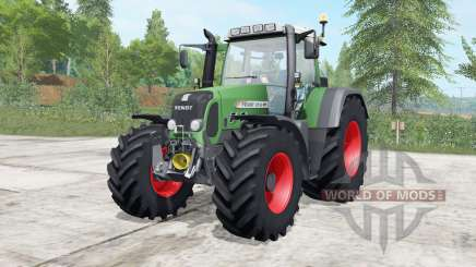 Fendt 818&820 Vario TMS for Farming Simulator 2017