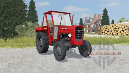 IMT 542 pigment red for Farming Simulator 2015