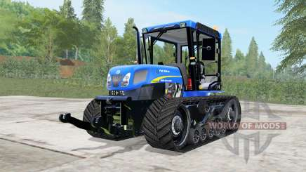 New Holland TK4060M azure for Farming Simulator 2017
