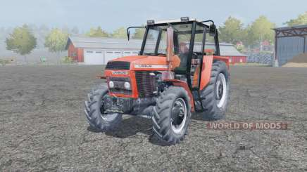 Ursus 1014 ᶆanual ignition for Farming Simulator 2013