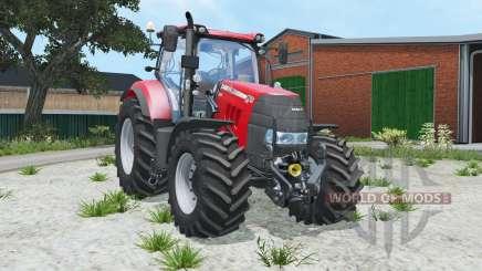 Case IH Puma 165 CVX FL console for Farming Simulator 2015