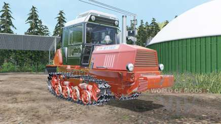 W-150 soft red colour for Farming Simulator 2015
