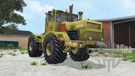 Kirovets K-700A moderately yellow color for Farming Simulator 2015