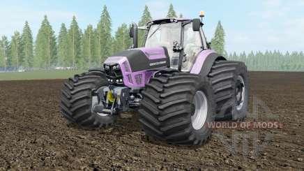 Deutz-Fahr 7210-7250 TTV Agroƫron for Farming Simulator 2017