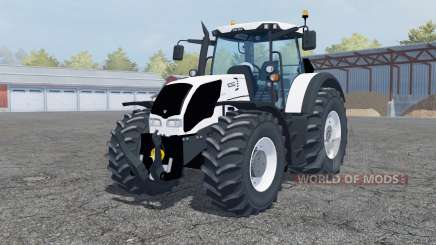 Valtra S352 manual ignition for Farming Simulator 2013