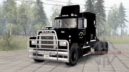 Mack RS700 Rubber Duck for Spin Tires