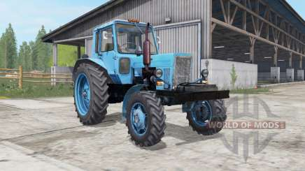 MTZ-80, Belarus olubi Okas for Farming Simulator 2017