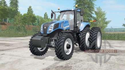 New Holland T8.320-T8.435 for Farming Simulator 2017