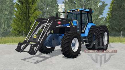 Ford 8970 front loader for Farming Simulator 2015