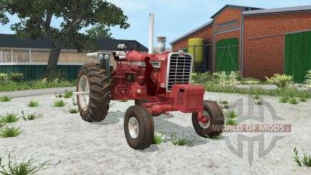 Farmall 1206 bittersweet shimmer for Farming Simulator 2015