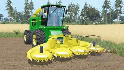 John Deere 7180 & Kemper 460 plus for Farming Simulator 2015