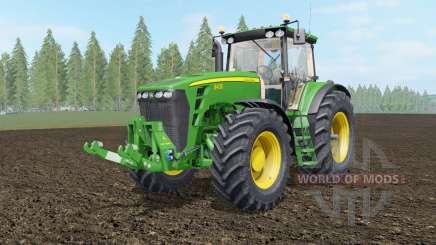 John Deere 8130-8530 for Farming Simulator 2017