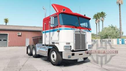 Kenworth K100E pigment ᶉed for American Truck Simulator