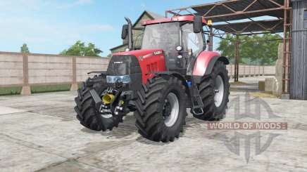Case IH Puma 130-175 CVX carnation for Farming Simulator 2017