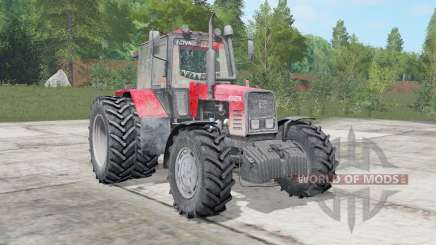 MTZ-1221 Белаꝓус for Farming Simulator 2017