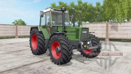 Fendt Favorit 611-615 LSA Turboɱatik E for Farming Simulator 2017