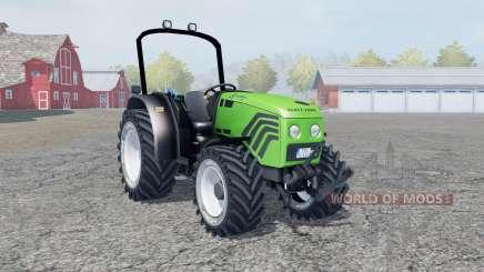 Deutz-Fahr Agroplus 77 lime green for Farming Simulator 2013