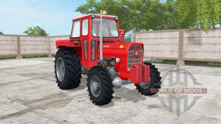 IMT 577 DV vivid red for Farming Simulator 2017