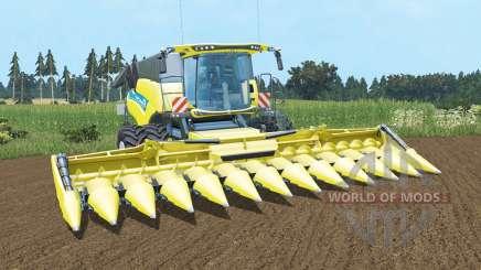 New Holland CR10.90 mulifruit for Farming Simulator 2015
