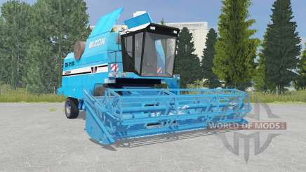 Bizon BS-5110 process cyan for Farming Simulator 2015