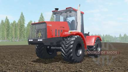 Kirovets K-744R3 Carmine rose jrhfc for Farming Simulator 2017