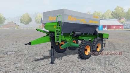 Stara Hercules 10000 french gray for Farming Simulator 2013
