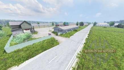 Lviv oblast for Farming Simulator 2013