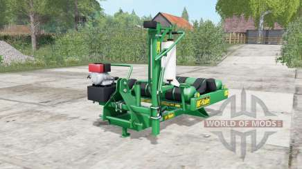 McHale 991LBER for Farming Simulator 2017