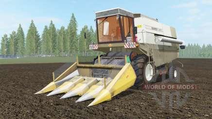 Fortschritt E 516 B dark tan for Farming Simulator 2017