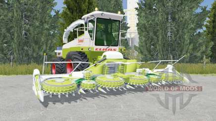 Claas Jaguar 685 citron for Farming Simulator 2015