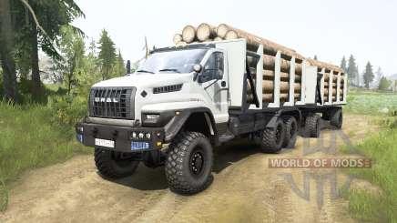 Ural Next (4320-6952-72Е5) for MudRunner