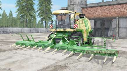 Krone BiG X 1100 vanilla for Farming Simulator 2017