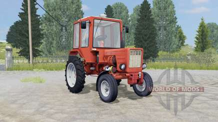 T-25A moderately red color for Farming Simulator 2015