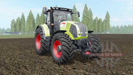 Claas Axion 810-850 for Farming Simulator 2017