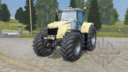 Massey Ferguson 8737 blond for Farming Simulator 2015