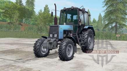 MTZ-Belarus 1025 front loader for Farming Simulator 2017