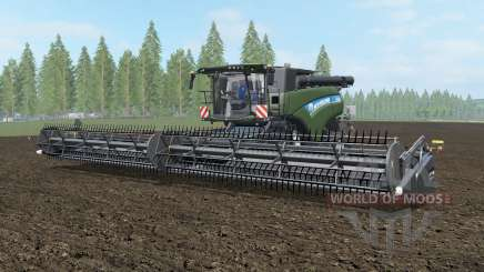 New Holland CR10.90 axolotl for Farming Simulator 2017