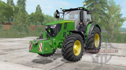 John Deere 6135R-6250R for Farming Simulator 2017