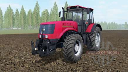 MTZ-3022ДЦ.1 Belarus for Farming Simulator 2017
