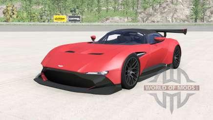 Aston Martin Vulcan 2015 for BeamNG Drive