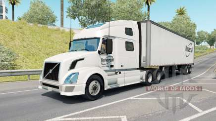 Painted Truck Traffic Pack v2.0.1 for American Truck Simulator