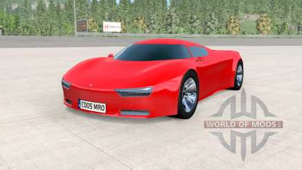 Autenger Fiter concept for BeamNG Drive