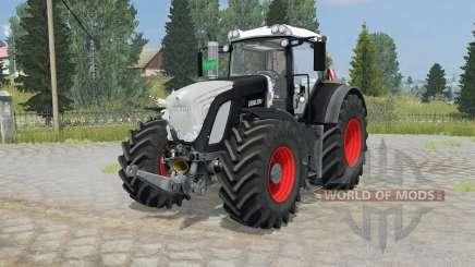 Fendt 939 Vario Black Beautỿ for Farming Simulator 2015