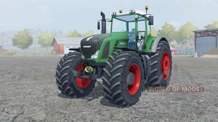 Fendt 936 Vario crayola green for Farming Simulator 2013