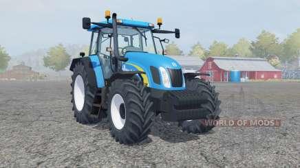 New Holland TL100A for Farming Simulator 2013