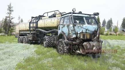 MAZ-5429 for MudRunner
