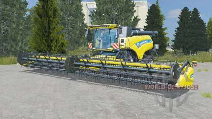 New Holland CR10.90 pantone yellow for Farming Simulator 2015