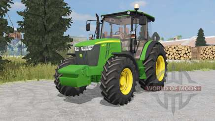John Deere 5085M FL console for Farming Simulator 2015