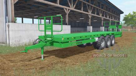 Laumetris PTL-20R pantone green for Farming Simulator 2017