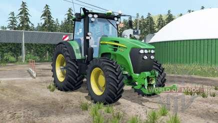 John Deere 7930 pantone green for Farming Simulator 2015